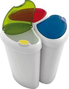 Estetyczny sposób na domową segregację odpadów
