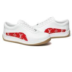 c3530781a767 Chaussures Femme, Baskets Louis Vuitton, Baskets De Course, Air Jordan,  Suprême,