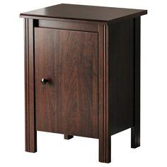 BRUSALI Nightstand - IKEA $49.00 On my wishlist :)