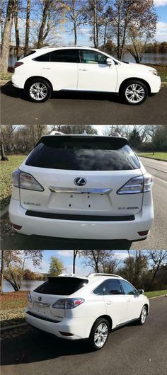 2010 Lexus, Child Safety Locks, Luxury Suv, Automatic Transmission