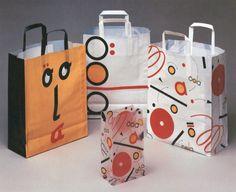 Design firm: Koppel & Scher | Art director: Paula Scher | Designers: Paula Scher, Ron Louie | Client: Oola Corp.