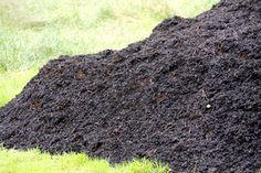 Powstały kompost jest kruchy, ciemny, wygląda jak gleba humusowa