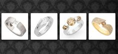 White diamond has been the ultimate traditional choice when it comes to engagement rings in Melbourne for centuries now.