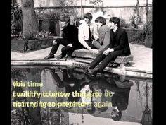 The Beatles - I'll Be Back - Lyrics