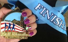 For the runner girl nail wraps :)