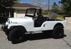 1965 Jeep CJ-6a