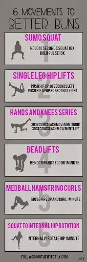 Perfect Butt workout