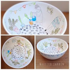Silbando bajito cerámicas: catálogo
