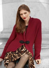 Ofelia Veste, Cardigan - Modèles de tricot chez Makerist