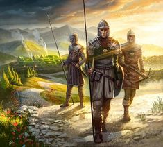 The or is a major road in southern Westeros which begins near King's Landing and extends southwest through the Reach to Highgarden and Oldtown. Fantasy Armor, Medieval Fantasy, Dark Fantasy, Character Portraits, Character Art, A Clash Of Kings, Journey Mapping, Fantasy Illustration, Fantasy Creatures