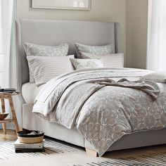 Wyeth Duvet Cover  Sham//