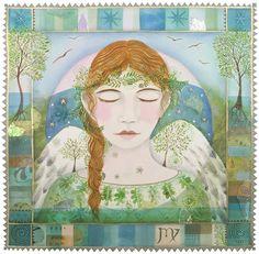 The Illustration Cupboard - Jane Ray - VIRGO