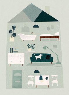 Maison by Clare Owen