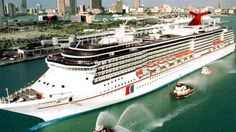 """There is a cruise ship called, """"The World"""" where residents live permanently as it travels around the globe."""