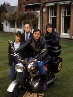 Boon TV series, starring Michael Elphick, David Daker and Neil Morrissey, 1986-1992