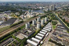 Terrein Bijlmerbajes verkocht; Bajes Kwartier wordt nieuwe stadswijk Amsterdam   Nieuwsbericht   Rijksvastgoedbedrijf