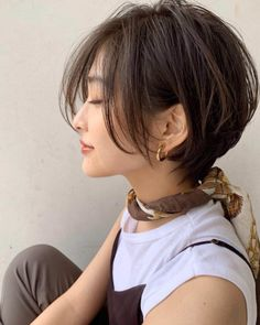 Have no new ideas about bob hair styling? Try the latest and trendy bob hairstyles and haircuts in 2019 – Page 2 – Hairstyle Trending Hairstyles, Short Bob Hairstyles, Hairstyles Haircuts, Summer Hairstyles, Hairstyle Short, Bob Haircuts, Hairstyle Ideas, Asian Hairstyles, Short Ponytail