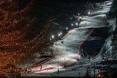 piste de ski de légende #serrechevalier