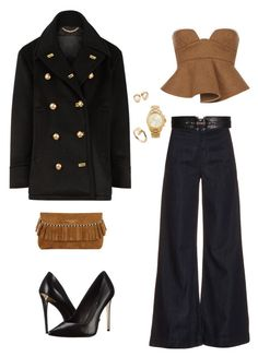 Fall Date/Night Out by chic-splendor on Polyvore featuring polyvore, fashion, style, Marni, Burberry, J Brand, Rachel Zoe, Michael Kors, Cartier, Givenchy and clothing