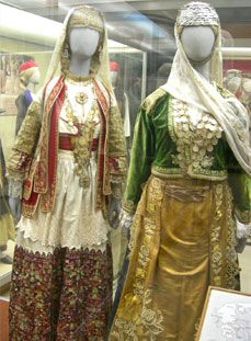 Costumes displayed in Greek Folk Art Museum, Athens Myteline sort Museum Exhibition, Art Museum, Greek Traditional Dress, Greek Costumes, Greek Dress, Roman History, Greek Clothing, Folk Costume