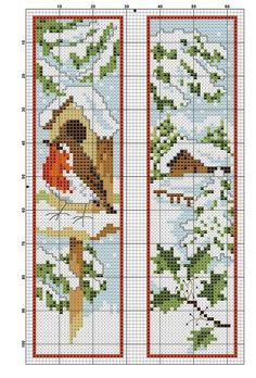 Cross stitch pattern More