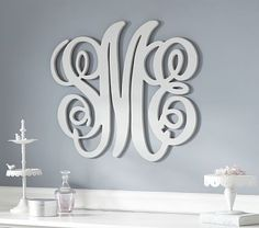 Harper Personalized Monogram Letters #pbkids