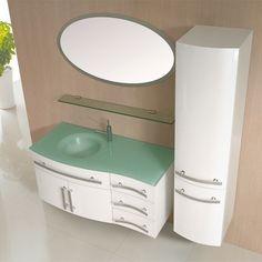 Collin Arredo - Salle de bain - vasque Java en verre sécurit ...