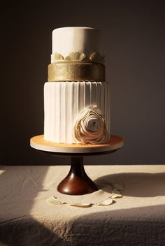 Wedding Cake / Charm City Cake