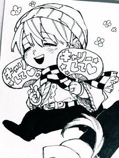 Anime Lineart, Anime School Girl, Cartoon Kunst, Cartoon Art Styles, Drawing Techniques, Traditional Art, Manga Art, Art Reference, Chibi