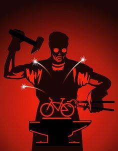 Forging the perfect bike