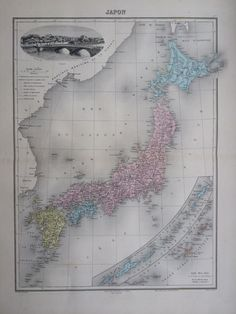 S Pictorial Map Of The Japan Empire Including Taiwan - Japan uk map