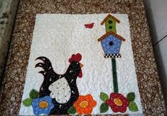 Imagem relacionada Patches, Kids Rugs, Inspiration, Tic Tac, Home Decor, Aprons, Origami, Chicken Kitchen, Stove Hoods