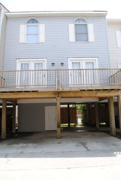 Townhome vacation rental in Carolina Beach from VRBO.com! #vacation #rental #travel #vrbo