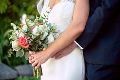 Christie + Daniel Wedding 11.7.15 Photo By Once Like a Spark Photography