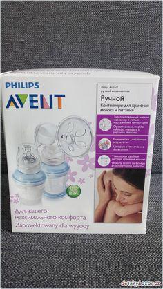 Prodám manuální odsávačku mateřského mléka Philips Avent z bazaru