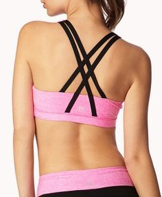 Lyra Activewear :: Julez Sports Bra - Crimson | Outfits ...