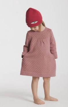 How darling!  Marnie dress from Oeuf Eco-friendly clothing