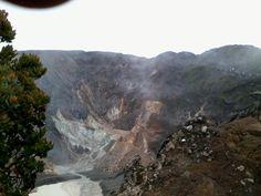 Profil Gunung Ciremai | Alamat & No Telfon TNGC | Andi 0896 0110 8350 Traveller Biasa