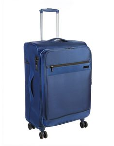 Arrive at your destination cool and confident with this check-in trolley case, which has comfortable handles and an Xpander section to increase the capacity of the case. The New Cellini Xpress collection is manufactured from the highest grade materials, e Trolley Case, Combination Locks, Cool Stuff, Check, Bags, Purses, Taschen, Totes, Hand Bags