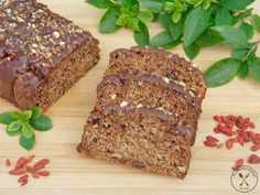 Fit ciasto dyniowe - Wędrówki po kuchni Meatloaf, Banana Bread, Ale, Lunch, Food, Fitness, Kitchen, Cooking, Meat Loaf