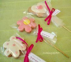 Μαγειρική(&)Τέχνη!: Μπισκότα βανίλιας με ζαχαρόπαστα !