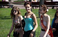 Ruský maturantky (20 fotek) - obrázek 9
