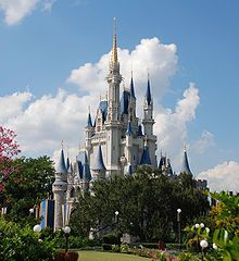 Disney World, one of my favorite places to visit