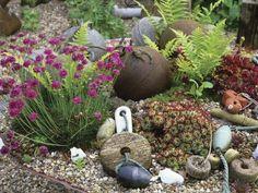 Garden-Decoration-ceramic-pots