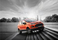 EcoSport Black Edition will be launched at the Bangkok International Motor Show on March 23