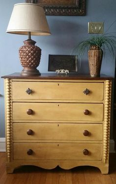 Annie Sloan's Arles is the color with dark wax & the top is Minwax Espresso.jpg