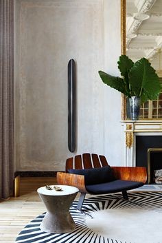 F&O Fabforgottennobility — thehousehome: Parisian apartment by Studio Ko