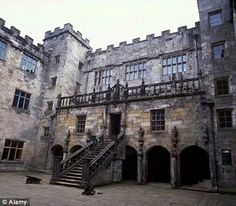 Chillingham Castle, Northumberland England