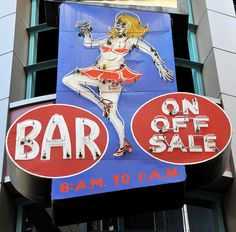 Bar | On Off Sale