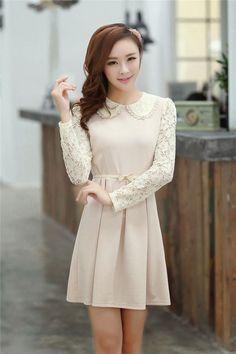Resultado de imagen para vestido de coreanas